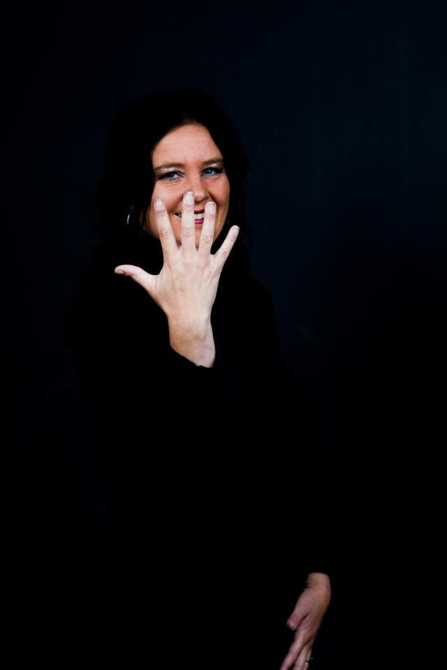 5 fingrar