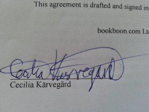 Signat kontrakt