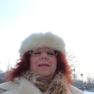 Tina, vinter