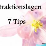 7 tips för attraktionslagen