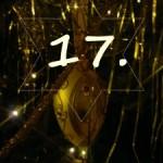 Adventskalendern, Lucka 17!