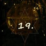 Adventskalendern, Lucka 19!