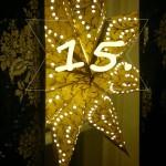 Adventskalendern, Lucka 15!