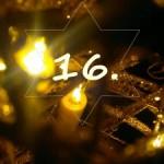 Adventskalendern, Lucka 16!