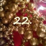 Adventskalendern, Lucka 22!