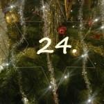 Adventskalendern, Lucka 24!