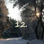 Adventskalendern, Lucka 12!