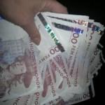 Ont om pengar? Tänk positivt! Eller?