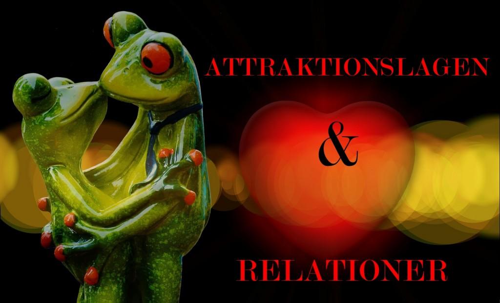 Kärlek, attraktionslagen